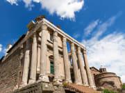 Roman Forum Church2