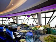 Atmosphere 360 Restaurant in KL Tower
