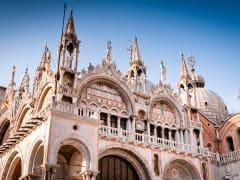 Venice_Basilica_di_San Marco, St Mark's Basilica
