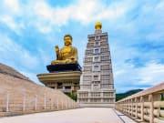 Taiwan_Kaohsiung_Fo Guang Shan Monastery_shutterstock_546895858