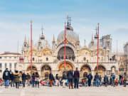 Venice_Piazza_Marco_Basilica_St Mark's Basilica