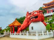 Taiwan Kaohsiung Wenwu Temple
