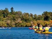 Waimarino Lake McLaren Kayak Tour 3