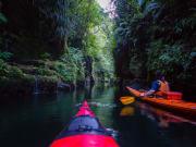 Waimarino Lake McLaren Kayak Tour 4