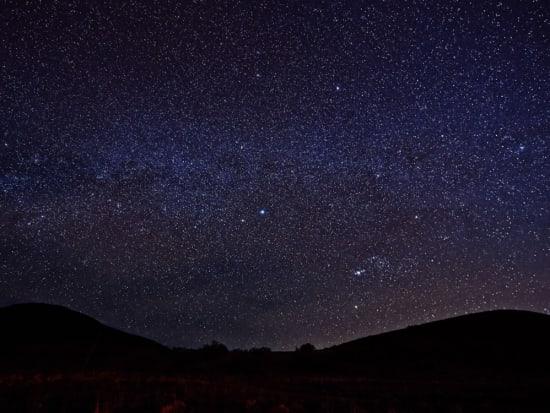 Mauna Kea Star Gazing