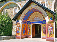 Cyprus_Troodos_Kykkos Monastery_shutterstock_67526482