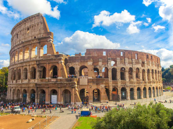 Colosseum, Roman Forum & Palatine Hill Guided Tour With