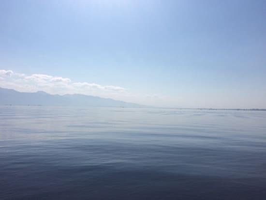 ミャンマー一番の風光明媚な場所 インレー湖