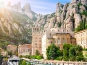Montserrat scenery