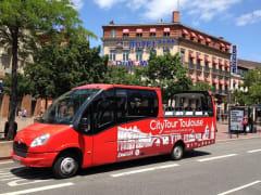 Panoramic bus