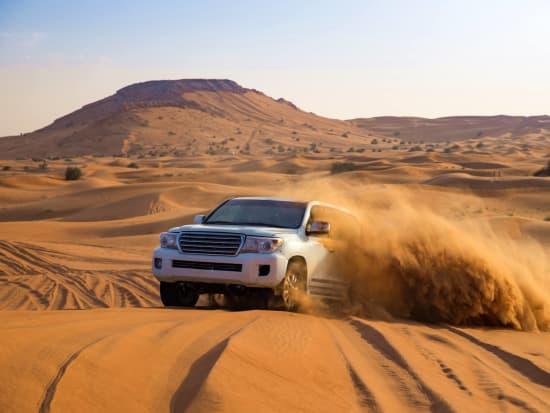 Dubai Desert Safari And Sunset Arabian Barbecue Dinner Dubai Tours