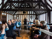 Shakespeare's Schoolroom & Guildhall_Tudor lesson 2_landscape_Sara Beaumont Photography