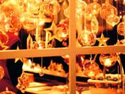 Xmas shop lights up-Tourist Information Bad Tテカlz