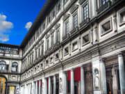 Italy_Florence_Uffizi Gallery
