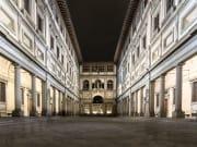 Italy_Florence_galleria degli uffizi