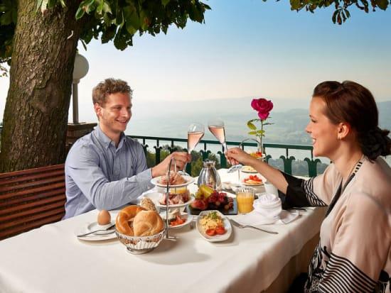 Teracce 2 Restaurant (C) Hotel Schachner