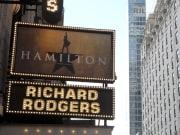 Hamilton Broadway - Rodger Theather