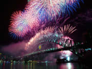 Sydney New Year's Eve Cruise on Wangi Queen Ferry