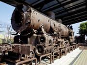 south korea_dmz_imjingang-train-relics_shutterstock_287533094