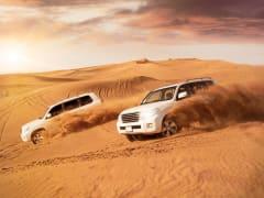 UAE_Dubai_desert safari