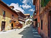 Streets of Poble Espanyol