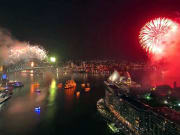 Sydney New Year's Eve Tall Ship Cruise