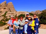 Montserrat, Tourists