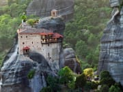 Greece, Athens,Meteora