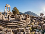 Greece, Delphi