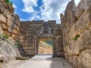 Greece, Lion's Gate