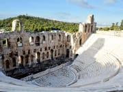 Athens, Greece, Odeon of Herodes Atticus