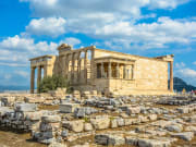 Grece, Athens, Erechtheum