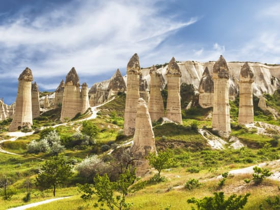 Love Valley Goreme Cappadocia Turkey