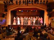 Spain, Barcelona, Flamenco Dance