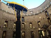 Dali Museum Patio
