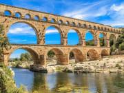 Pont du gard in Provence