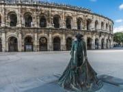 Roman Arena (Amphitheater) in Arles