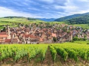 France, Riquewihr, Pearls of Alsace