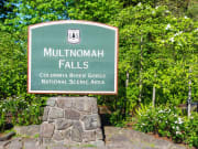 USA_Portland_Multnomah Falls