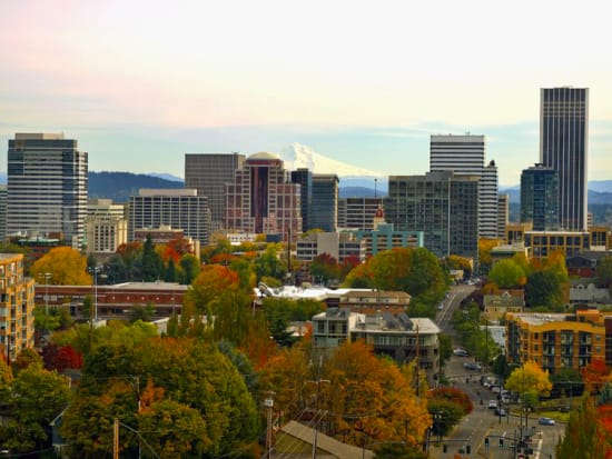 USA_Portland_Downtown Portland