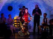 Spain-Granada-Flamenco-Dancer