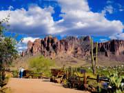USA_Arizona_Apache Trail_Goldfield Ghost Town