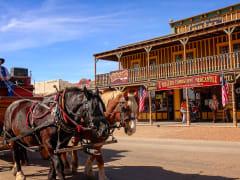 DETOURS-AZ-Horse-Wagon