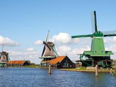 Netherlands, Zaandam, Zaanse Schans