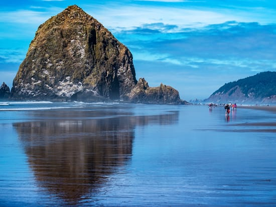 USA_Oregon_Haystack Rock