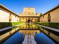 Spain, Granada, Alhambra Guided Tour