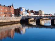 Cork an Blarney Tour Cork City River Lee