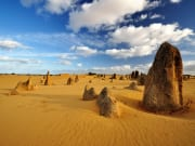 Australia Perth Pinnacles Desert clear sky