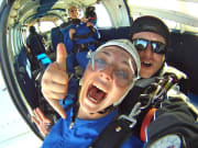 Auckland skydiving