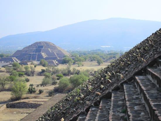 USA_Mexico_Sun and Moon Pyramids
